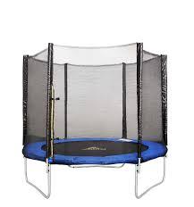 <b>Батут DFC</b> Trampoline Fitness 274 см с сеткой высота сетки: 170 ...