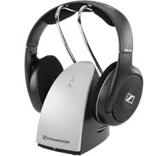 <b>Sennheiser RS 120</b> II - Audio <b>Headphones</b> Stereo Wireless - Ideal ...