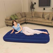 <b>Bestway Надувной матрас Flocked</b> Air Bed, 188х99х22см, арт ...