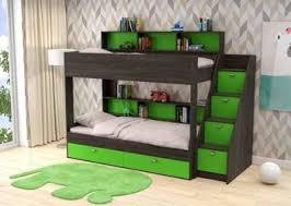 Купить <b>кровать</b> с лестницей-ящиками | <b>Golden</b> Kids-10