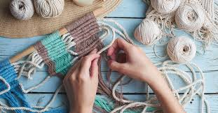 How Macramé Is Making a Comeback & Where to Find Modern ...