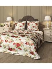 """<b>Комплект постельного белья</b> """"Красные <b>розы</b>"""", <b>семейный</b> Сирень ..."""