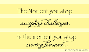 Challenge Quotes & Sayings Images : Page 5