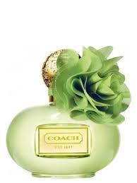 <b>Coach Poppy Citrine Blossom</b> Eau de Parfum Spray For Women, 1 Oz