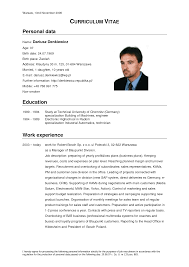 cv english format culpa tk category curriculum vitae