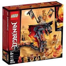 <b>Конструктор LEGO Ninjago 70674</b> Огненный кинжал - купить ...