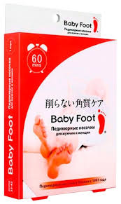 3 предложения товара <b>Baby</b> Foot Педикюрные <b>носочки</b> для ...