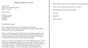 40 two weeks notice letters resignation letter templates two weeks notice 23