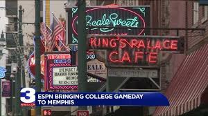 Get ready Memphis: College GameDay confirms it