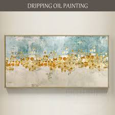 <b>Artist Hand painted High Quality</b> Abstract Oil Painting on Canvas ...