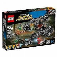 <b>Lego 76086 Super Heroes</b> Attack Underground Knightcrawler ...