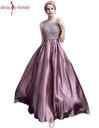<b>Beauty Emily Long Lace</b> Dark Pink Evening Dresses 2019 A-line ...