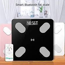 Generic 0.1kg -<b>180kg Bathroom Scales</b> Body Fat Scale LCD Digital ...