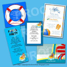 mesmerizing summer party invitations printable features party incredible pool party invitation template