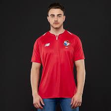 New Balance <b>Panama</b> 2018 <b>Home SS Shirt</b> - Mens Replica - Shirts ...