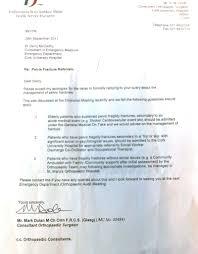 gp referral letter informatin for letter mr mark dolan orthopaedic division letter 2016