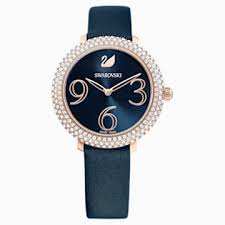 Кристальные <b>часы</b> » Вечное совершенство | <b>Swarovski</b>.com