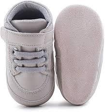 Delebao Baby Non-Slip First Walking Shoes Fashion ... - Amazon.com