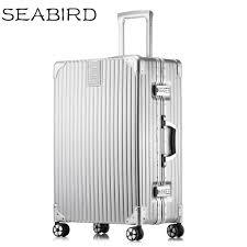 "<b>SEABIRD 20</b>""<b>24</b>""26""29 inch <b>Aluminum</b> frame travel luggage carry on ..."