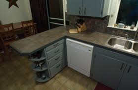 kitchen cabinets store dishes dishwasher