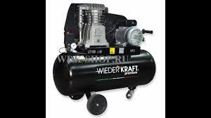 Почему не работал <b>компрессор Wiederkraft WDK-91053</b> - YouTube