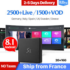 <b>IPTV Spain</b> Box <b>Leadcool S1</b> Android 8.1 2G 16G with 1 Year IUDTV ...