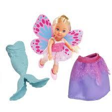 <b>Кукла Simba Еви в</b> 3 образах: русалочка, принцесса, фея - 5732818