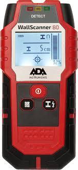 """Купить <b>Детектор проводки ADA """"Wall</b> Scanner 80"""" по выгодной ..."""