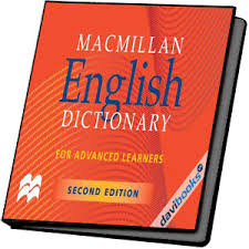 Macmillan English Dictionary 2nd edition