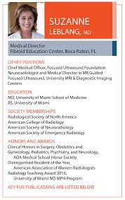 clinician profile q a suzanne leblang md focused clinician profile q a suzanne leblang md