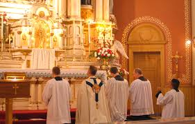 Image result for eucharistic adoration wallpaper