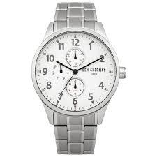 Характеристики модели Наручные <b>часы Ben Sherman WB004SM</b> ...