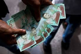 <b>New</b> Venezuela Currency Is Weeks <b>Old</b> and Inflation's Already <b>100</b> ...