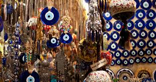 Why People Have Worn Charms to Deflect the <b>Evil Eye</b> for Millennia ...