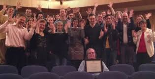James Woodward   Sign Language Research Lab Bio  Professor James Woodward received his Ph D  with distinction in sociolinguistics at Georgetown University in       completing his dissertation on