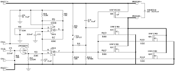 build a miniature high rate speed control brake esc schematic