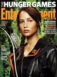 jennifer lawrence on the cover of ew photos meet hunger games jennifer lawrence on the cover of ew photos meet hunger games star jennifer lawrence ny daily news