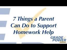 Seven ways to help your child with homework  amp  Improve Study Skills Sacramento YouTube