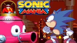 Sonic Mania - Новые уровни, боссы и отсылки! - YouTube
