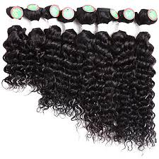 una human hair brazilian afro kinky curly 1 pc weave bundles black color non remy 1b available