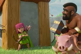 supercell clash of clans by bfg9000 campaign us bfg9000 advertising agency office