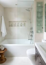 small space bathroom example of a trendy bathroom design in other with an alcove tub beige astounding small bathrooms ideas astounding bathroom