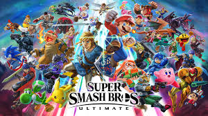 <b>Super Smash</b> Bros.™ Ultimate for Nintendo Switch - Nintendo Game ...