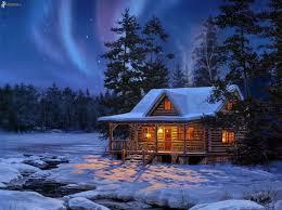 Resultado de imagen para cabañas en la nieve