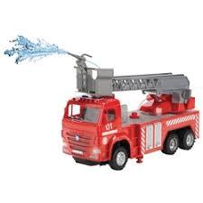 «<b>Пожарная машина</b> ТЕХНОПАРК <b>Радиоуправляемая</b> ...