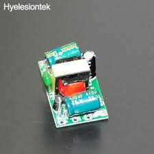 AC DC Buck Converter <b>12V 400MA</b> 4.5W For Arduino AC <b>220v to</b> ...