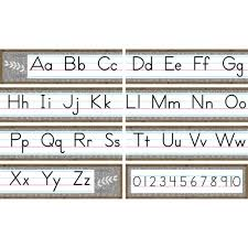 <b>Home Sweet</b> Classroom Traditional <b>Printing</b> Mini Bulletin Board ...