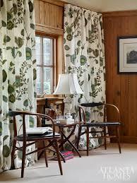 living room carolina design associates: a path to the neighboring guest cottage
