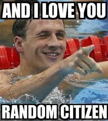 Olympic Swimmer Quotes. QuotesGram via Relatably.com