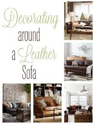 how to make a room feel light and pretty even with a dark leather couch surround it with light whitecream rug coffee table curtains etc cover it in cheyanne leather trend sofa